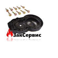Крышка гидроузла (водоблока) для колонки Ariston GIWH 10/13/16 P 60081879