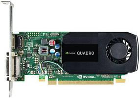 Профессиональная видеокарта Nvidia Quadro K600 1Gb GDDR3 128 bit DX11 03T8309