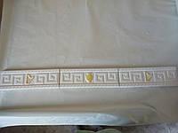 Гипсовая плитка Греческий Лицевой декоративный веночек - гипсовый декор