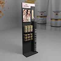 Торговая стойка для косметики и парфюмерии.
