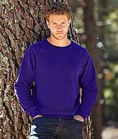 Классический мужской свитер реглан Fruit of the Loom 62-216-0