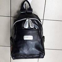 ca85ebffca6f РАСПРОДАЖА Женский мягкий черный кожаный рюкзак хорошего качества по низкой  цене