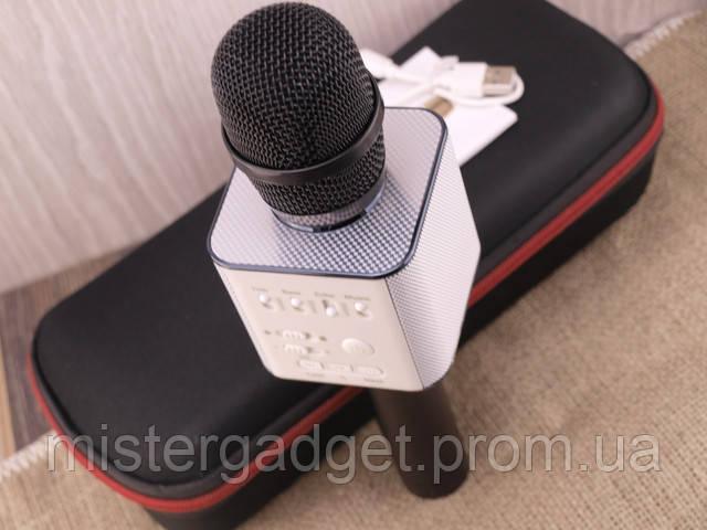 Колонка для караоке + Микрофон Q9