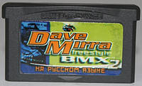 "Картридж на GBA ""Dave Mirra freestyle BMX2"""