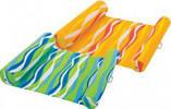 Пляжный надувной матрас-гамак Intex 58834Y (Желтый), фото 2