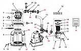 Песочный фильтр-хлорогенератор Intex Saltwater System 5700 л/ч 28678\28676, фото 2