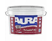 Лак акриловый AURA TRIUMF 90 мебельный высокоглянцевый 2,5л