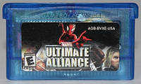 "Картридж на GBA ""ULTIMATE ALLIANCE"""