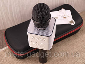Микрофон для караоке Q9 Black Колонка , фото 2