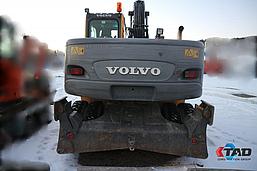 Колісний екскаватор Volvo EW160B (2007 р), фото 2