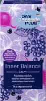 Das Gesunde Plus Inner Balance Фруктовый чай Внутренний баланс с цинком, со вкусом красной смородины 25 шт