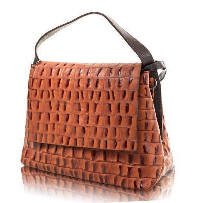42195b875b15 Саквояж (ридикюль) Desisan Женская кожаная сумка DESISAN (ДЕСИСАН)  SHI1491-015