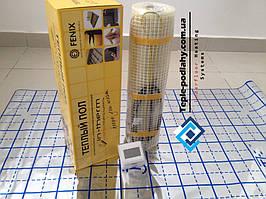 Мат электрический (резистивный), 6,4 м2 (Специальная цена с цифровым регулятором)