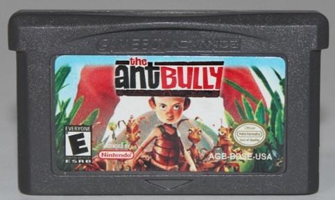 """Картридж на GBA """"the Ant Bully"""""""