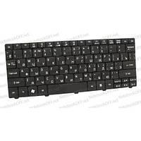 Клавиатура для ноутбука Acer Aspire One 521, 522, 533, D255, D260, D270 Черная (аналог 00690)