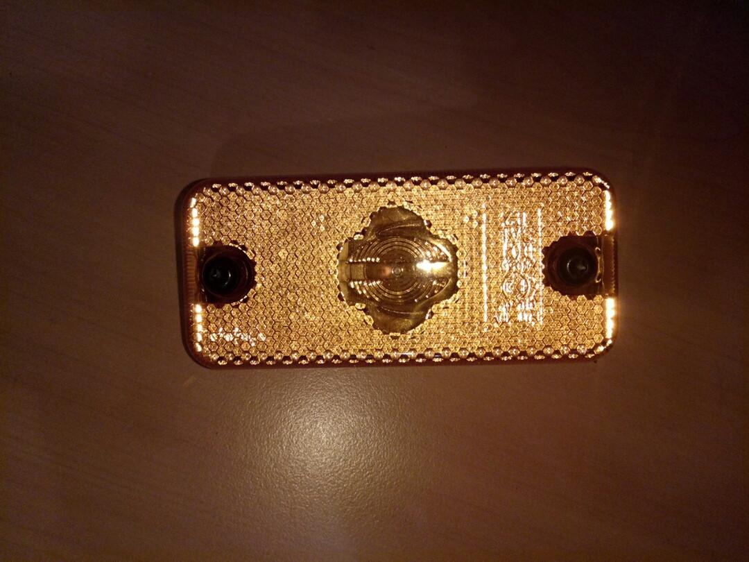 Ліхтар габаритний Е3 IVECO 41200664