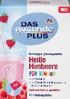 DAS gesunde PLUS Heiße Himbeere für Kinder Горячая малина при простуде для детей с витамином С и D3 20 шт.