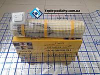 Мат электрический под плитку, 2,2 м2 (Комплект с механическим регулятором), фото 1