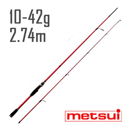 Спиннинг Metsui Reflex 902H 2.74m 10-42g Ex-Fast