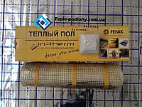 Электрический нагревательный мат In-term для коридора, 3,6 м2 (Особая цена с механическим регулятором)