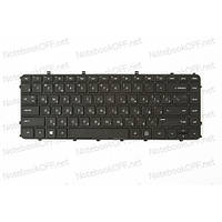 Клавиатура для ноутбука HP Envy 4-1000, 4t-1000, 6-1000, 6t-1000 (black frame)