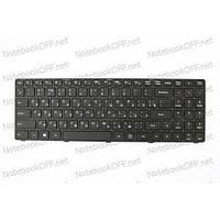 Клавиатура для ноутбука Lenovo 100-15IBD (black frame)
