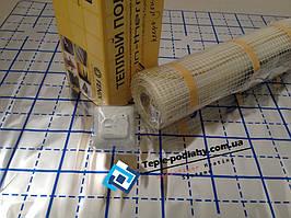 Электрический нагревательный мат In-term (комфортный обогрев), 4,4 м2 (Акционная цена + Подарок )