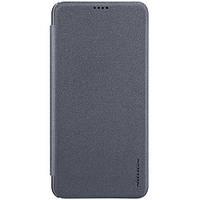 Чехол-книжка Nillkin Sparkle Black для  Xiaomi Redmi Note 6 Pro, фото 1