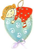 "Сувенир ""Девочка на воздушном шаре"""