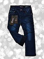 Джинсовые брюки на флисе для мальчиков,Венгрия,Grace, 98-122 рр.,