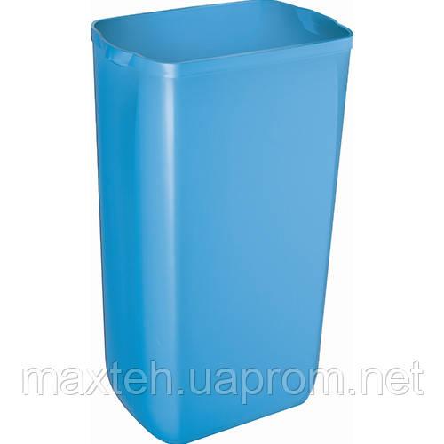 Урна для мусора 23л Колор голубая