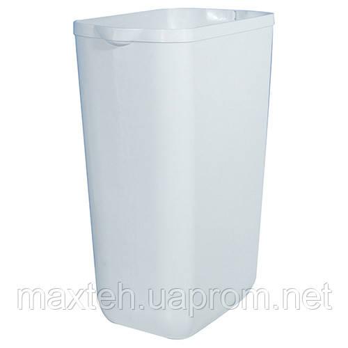 Корзина Престиж для мусора и бумажных полотенец 23л белая