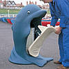 Урна уличная Дельфин 85л, фото 2