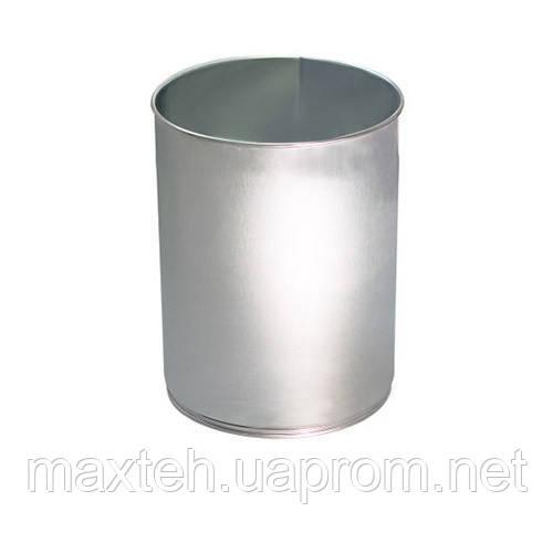 Урна для мусора 12л Линия-Р сатиновая