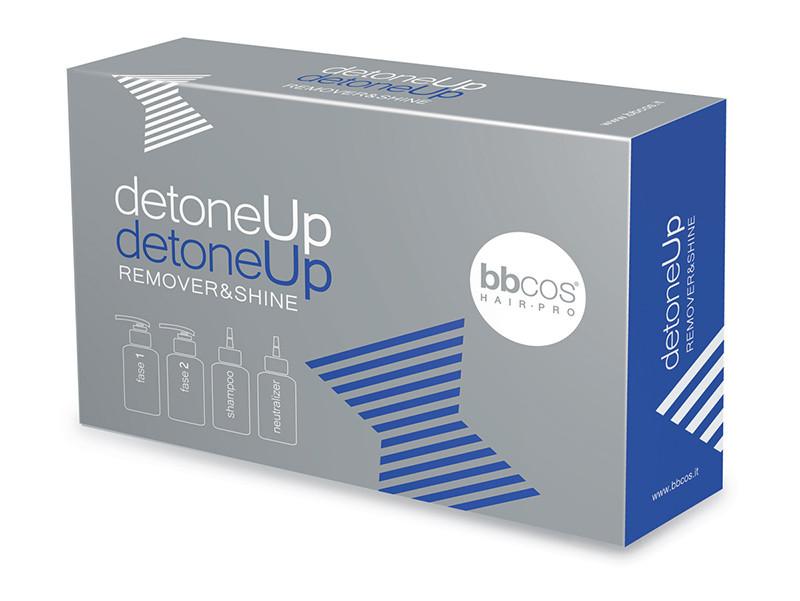 Кислотная смывка для волос Deton-Up