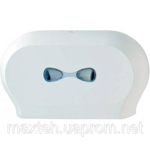 Держатель туалетной бумаги Джамбо двойной Плюс