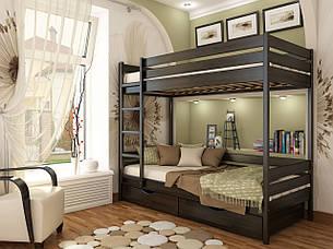 Двухъярусная кровать детская Дуэт, фото 2