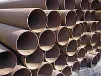 Труба стальная Б/У  ф 219х6-10мм