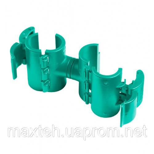 Комплектующий для тележки Соединитель пластмассовый