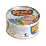 Тунец в собственном соку Rio Mare, 80г , фото 2