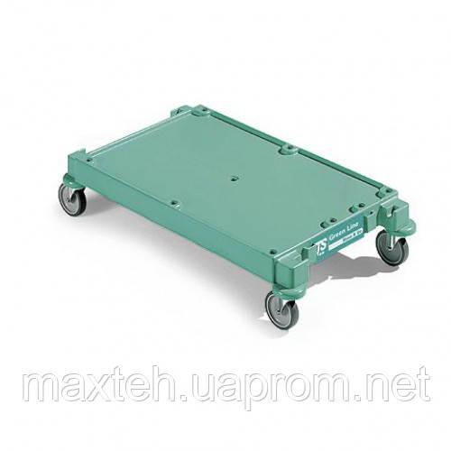 Малая база с колесами для тележек ГринЛайн