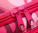 Дорожная сумка, органайзер для косметики - водостойкая, подвесная косметичка (розовая хаки), фото 4