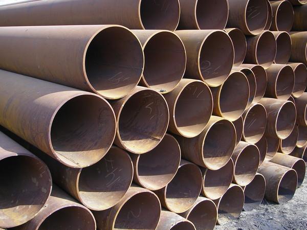 Труба стальная Б/У  ф 530х7-12мм