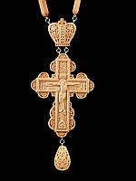 Крест наперсный наградной №6 (деревянный)