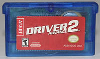 "Картридж на GBA ""DRIVER advance 2"""