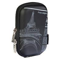 Фото-сумка RivaCase Digital Case (7023PU Black Newspap)