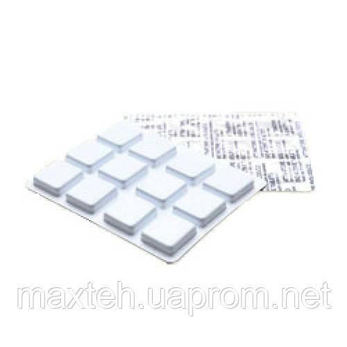 Таблетки для канализационных систем в блистерной упаковке 12шт.