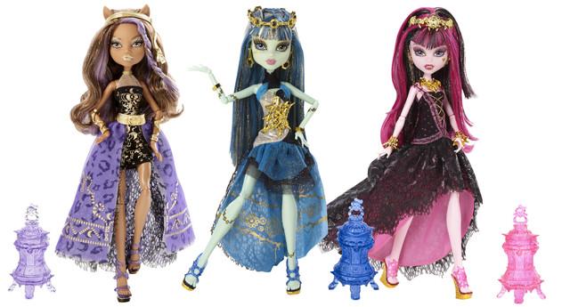 Куклы monster high по персонажам