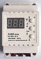 Защита от скачков напряжения ZUBR D330t 30А, 6кВт, фото 1