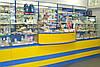 Мебель для аптек на заказ в Житомире, Киеве